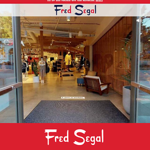 Fred Segal card image